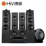 惠威(HiVi)DIVA5.0HT+安桥686功放 电视音响组合 7.1声道 音响电视组合机