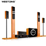 威斯汀(WESTDING)WST-H4 大功率功放音响组合 音响电视组合机