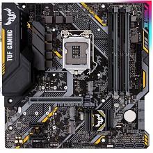 华硕(ASUS)TUF B360M-PLUS GAMING S 七相数字供电 电竞加强版主板(Intel B360/LGA 1151) 计算机设备零部件