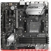 微星(MSI)B450M MORTAR迫击炮 电竞主板(AMD B450/Socket AM4) 计算机设备零部件