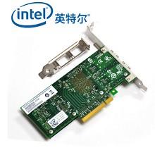 英特尔(Intel)X520万兆网卡82599 Intel原厂10G双口光纤双端口服务器网卡 X520-DA2(不含模块)