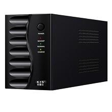 克雷士(KLS)克雷士UPS不间断电源L650VA稳压器 360W 单台电脑20分钟