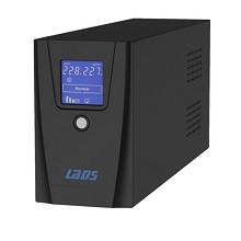 雷迪司(LADIS)D1000M 600W UPS不间断电源可带双电脑服务器单机30分钟稳压LCD
