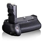 斯丹德(sidande)BG-E14 手柄电池盒 70D手柄(适用佳能70D单反相机) LPE6电池盒 竖拍