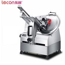 乐创(lecon)商用全自动刨肉片机 12寸(升级加厚)