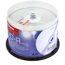 纽曼(Newsmy)DVD+R光盘/刻录盘 炫光系列 16速4.7G 桶装50片