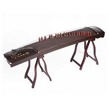 美德威(MIDWAY) S-163 轻羽 古筝 黑檀实木 民族管弦乐器