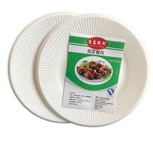 京惠思创 JH0240 一次性纸餐盘6英寸 50只装