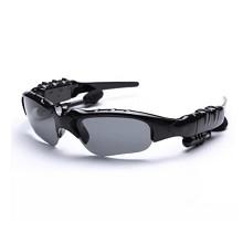 智能蓝牙眼镜 开车骑行立体声蓝牙太阳镜 偏光灰镜片