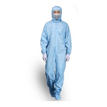 SKIDS 安全防护蓝色网格四连体服 蓝色 S