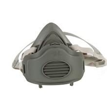 3M 3200 防毒面具 防颗粒物粉尘(主体+滤棉+承接座)