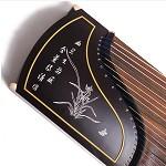 相思鸟(LOVEBIRD)XS1222 实木古筝 紫檀色 乐器