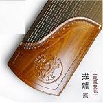 龙凤 8008 素面古筝黄花梨 乐器 其他文艺设备