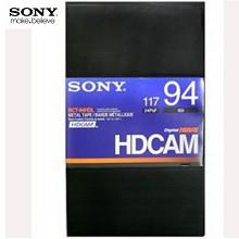 索尼(SONY) BCT-94HD HDCAM 高清磁带 94分钟 视听资料