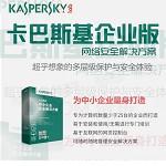卡巴斯基(kaspersky)2018网络版服务器杀毒软件网络安全解决方案正版系统大中型企业 基础版3年授权50用户 通用应用软件