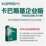 卡巴斯基(kaspersky)2018网络版服务器杀毒软件网络安全解决方案正版系统大中型企业 标准版3年授权10用户 通用应用软件
