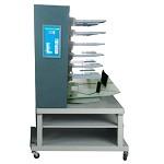 奥生 SR410 10格 配页机 无碳纸配页机 双胶纸配页机 配页机