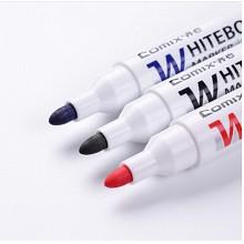 齐心WB701黑 白板笔