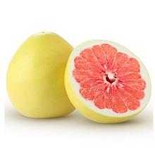 华润五丰 红心柚子2粒 1.8kg-2.5kg 简致塑袋装