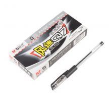 晨光(M&G)Q7 经典子弹头中性签字笔 黑色 12支/盒 单支价 办公笔类