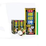 椰树 植物蛋白椰汁 245ml*6盒 整箱价