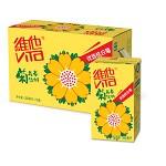 维他奶 维他菊花茶饮料 250ml*16盒  整箱价