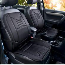 卡饰社(CarSetCity)CS-27930 双座位加热保暖坐垫 汽车用品 冬季座垫座套 通用型 黑色