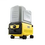 karcher卡赫 高压洗车机 家用清洗机自带水箱交流电版本轻松拖动随身而行K2 Follow Me标配 220V