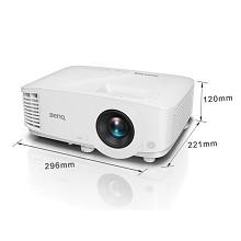 明基(BenQ)MX611 投影仪 投影机 投影仪办公(标清 4000流明 HDMI*2 手机同屏)