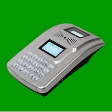 丽云乐 智能食堂刷卡机ic 餐厅就餐售饭机id卡饭堂打卡机消费机全套系统& 发卡器 发卡机