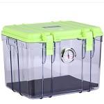 锐玛(EIRMAI)R10 单反相机干燥箱 防潮箱 中号 炫绿色