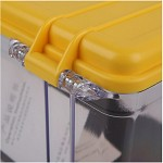 锐玛(EIRMAI)R10 单反相机干燥箱 防潮箱 中号 炫黄色