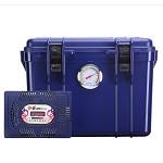 锐玛(EIRMAI)R11 单反相机干燥箱、防潮箱 环保ABS材质 炫蓝色