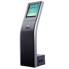 迅博明(XUNBO ZHINENG)XBM-C1-ST 17英寸取号机/大厅排队叫号系统软件 排队机