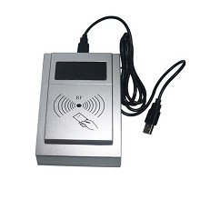 智络(zhiluo)icid卡读卡器 会员刷卡器 感应ID卡阅读器