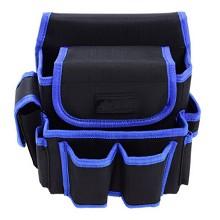 四创  维修多功能帆布包 大号加厚 腰带 Y1 蓝 22*22*13 含腰带