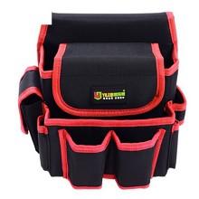 易乐奇 Y1 维修多功能大号帆布包 加厚腰带 红 22*22*13 含腰带