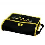 锴达(KATA)KT90006 单肩工具包电工包大号水电工具袋帆布包维修包挎包防水