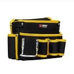 易耐特 A201 家用工具腰包 电工包 五金工具挂包附腰带