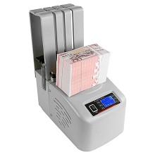 博泰 银行专用电动螺旋捆钞机 捆钱机打包机捆票机 银行捆票机