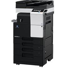 柯尼卡美能达(KONICA MINOLTA)bizhub 227 A3黑白数码复印机(22页/分)主机+双面输稿器+双纸盒+工作台