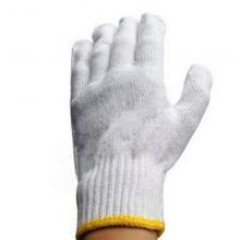 三达 优质线手套 白色 一双