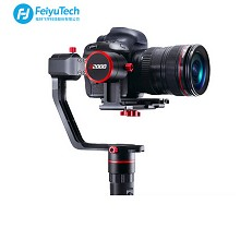 飞宇(FeiyuTech )A2000 单手持稳定器 相机稳定器 黑色