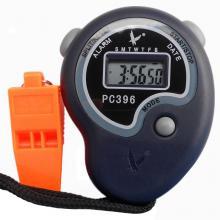 天福(TF)PC396 电子秒表计时器 跑步运动比赛表 黑色 计时/计重类工具