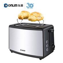 东菱(Donlim)DL-8012 面包机 多士炉 烤面包机 吐司机 隐藏式升降烤架