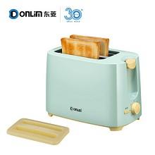 东菱(Donlim)TA-8600 面包机多士炉烤面包片机2片吐司机