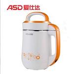 爱仕达(ASD)AS-D1565 无网多功能 1.5L豆浆机304不锈钢全钢机头