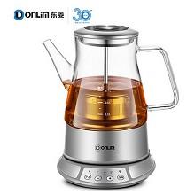 东菱(Donlim)KE-8008C 养生壶玻璃加厚全自动煮茶壶