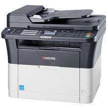 京瓷(KYOCERA)FS-1025MFP 激光多功能一体机 打印/复印/扫描