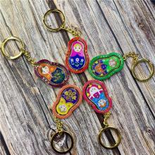 光达(GD) 俄罗斯套娃钥匙链 颜色随机